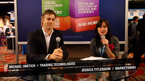 Michael Unetich - Trading Technologies