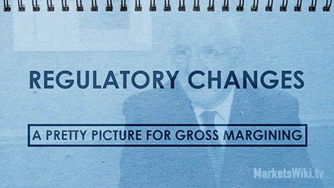 Regulatory Changes: A Pretty Picture For Gross Margining