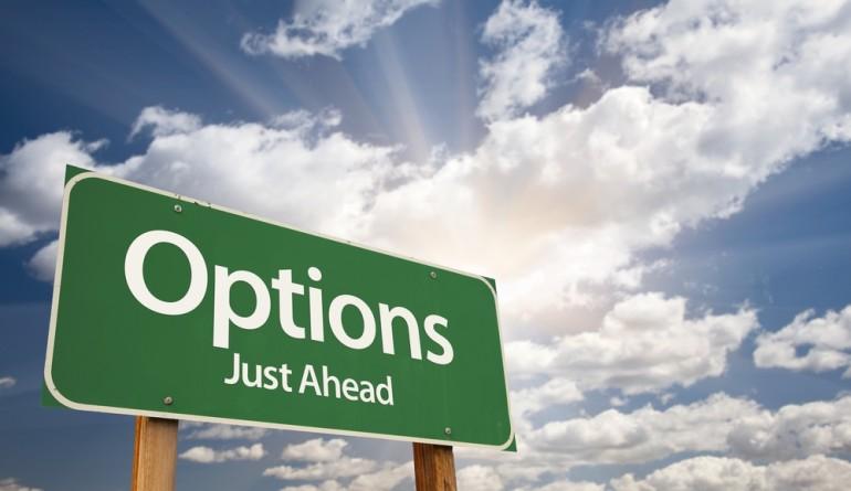 Us bank stock options