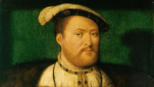 Henry VIII picture courtesy of Wikipedia