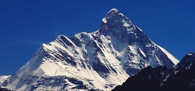 Mt Nanda Devi 23rd Highest peak